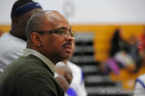 Coach Paul Jackson